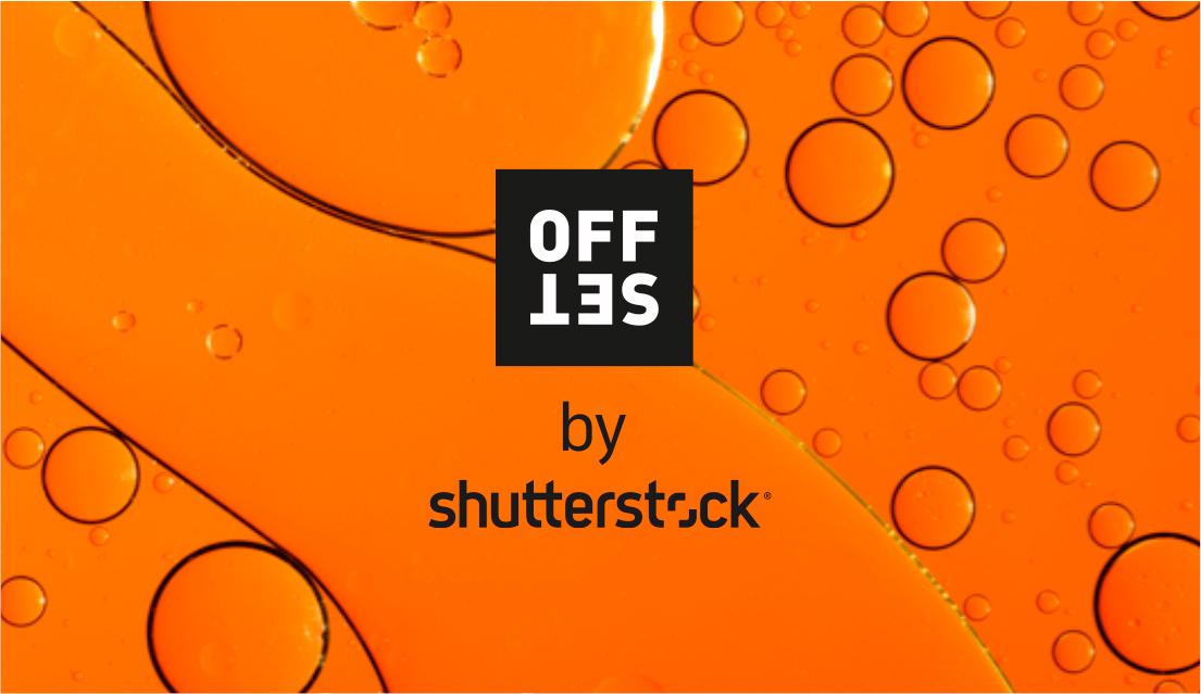 OFF SET by Shutterstock